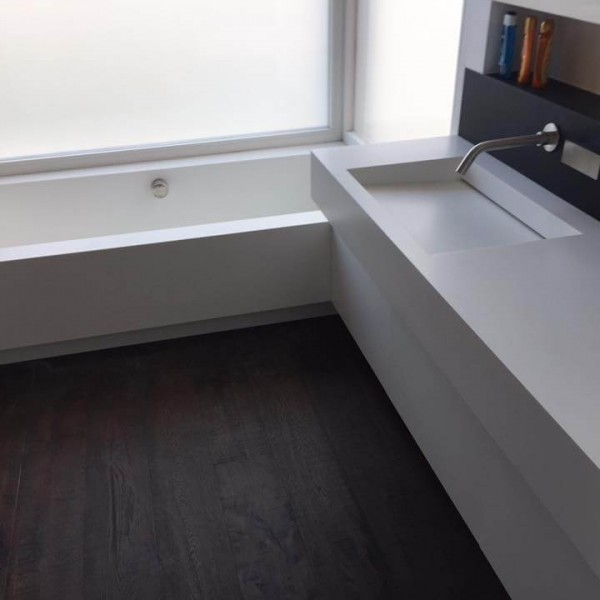 Solid Surface (CORIAN, KRION,BETACRYL...)