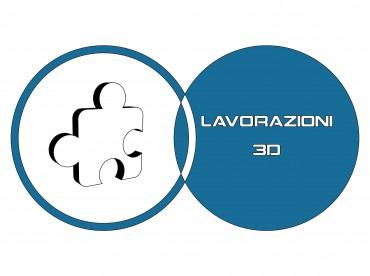 LAVORAZIONI 3D